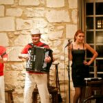 """Provence"" live music band"